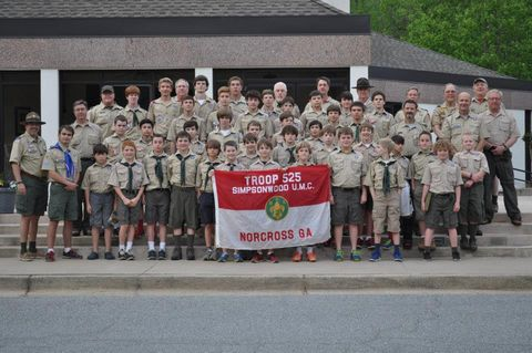 Troop 525 - May 2014